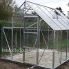 8 x 10 Halls Silver Aluminium Universal With Base