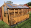 Swallow 6'-8 x 14'-8 Jay Potting Shed