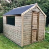 Clearview 6ft x 16ft Harrogate Shed