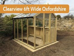 Clearview Oxfordshire Potting Store