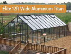 Elite 12ft Wide Aluminium Titan
