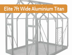 Elite 7ft Wide Aluminium Titan