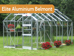 8ft Wide Elite Aluminium Belmont