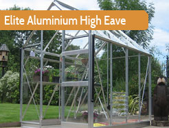 Elite Aluminium High Eave