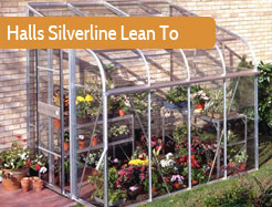 Halls Silverline Lean To