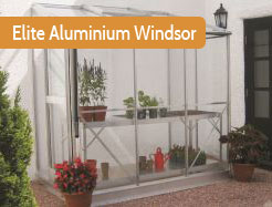 Elite Aluminium Windsor Lean To
