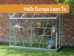Halls Europa Lean To