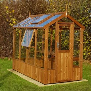 Wooden Greenhouses For Sale-Free UK Delivery & Installation!