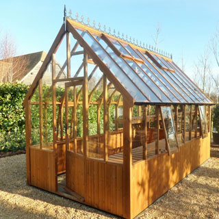 South West Greenhouses - Trusted UK Greenhouse Suppliers