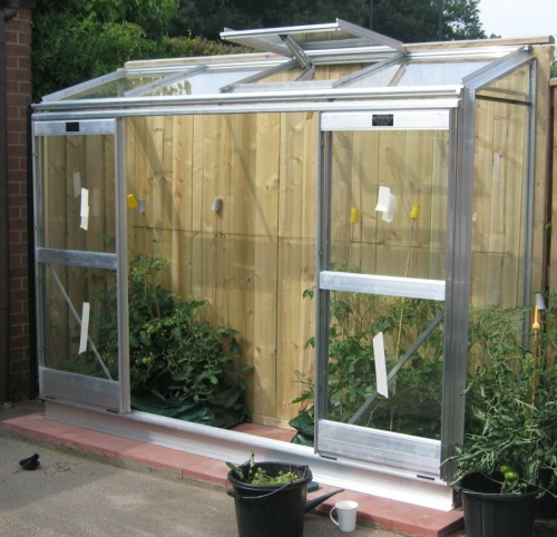 2x8 Elite Easygrow Lean To