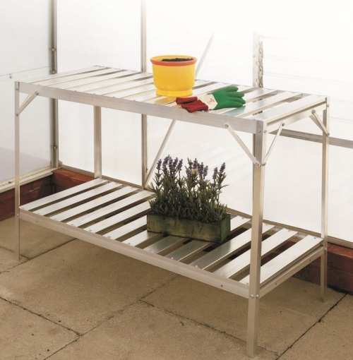 Elite Slatted Bench