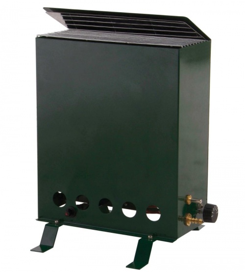 Elite Blue Flame 1.9kW LPG Greenhouse Heater