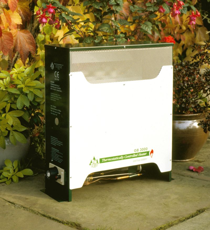 Deluxe Fir Tree 3.0kW LPG or Natural Gas Heater