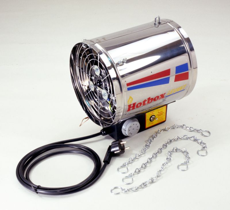 Hotbox Levant 1.8kW Electric Fan Heater