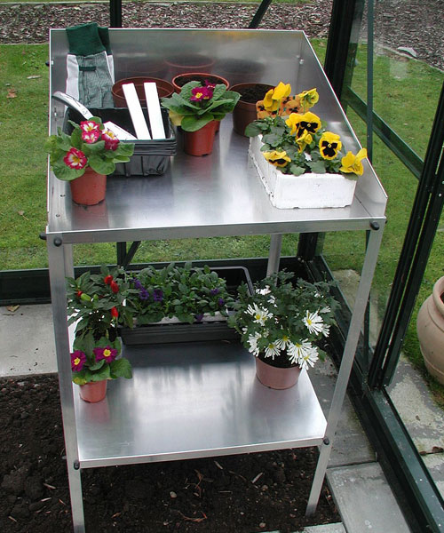 Halls Potting Bench