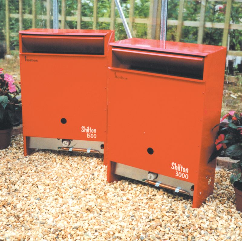 Shilton LPG or Natural Gas 1.5kW Heater