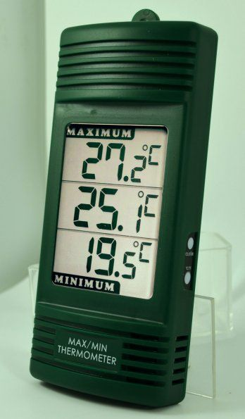 Elite Digital Maximum/Minimum Thermometer
