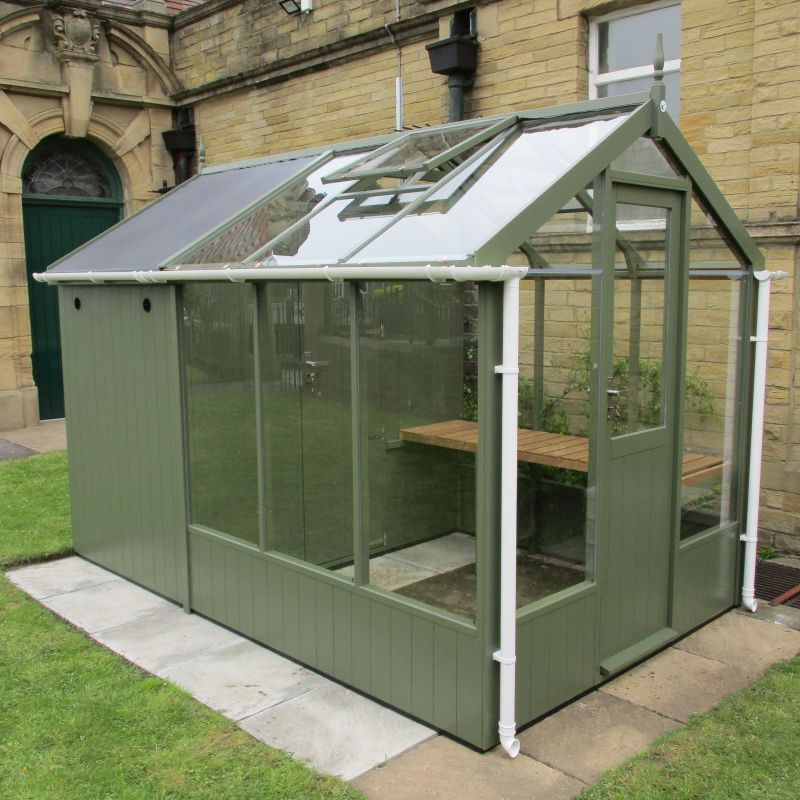 swallow 6x6 combination shed