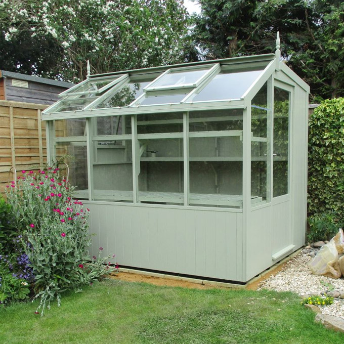 what is a potting shed